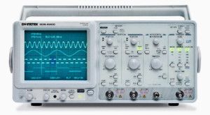 osciloscope